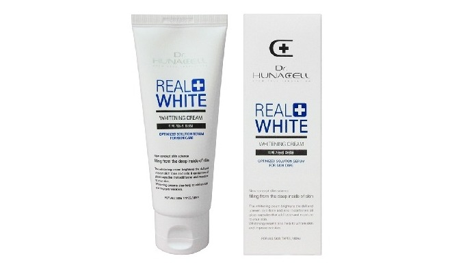 REAL WHITENING CREAM