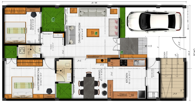 Architectural Consultancy Services. Including Sanction Drawing, Floor Plans, 3d view, Interior Desig...