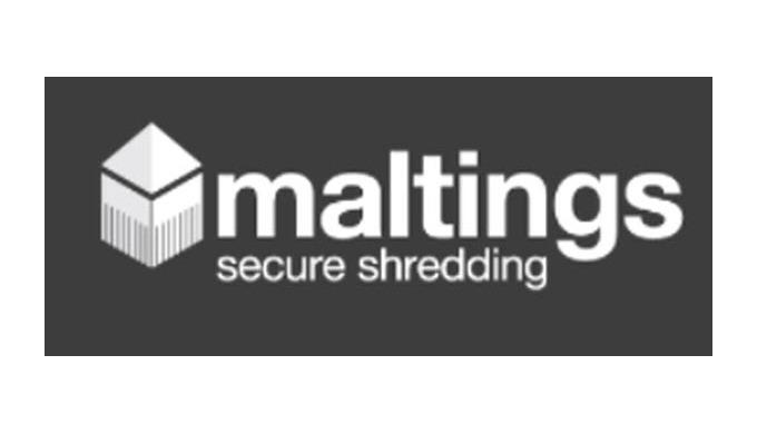 The Maltings Secure Shredding team is fully trained and have been providing a secure and confidentia...