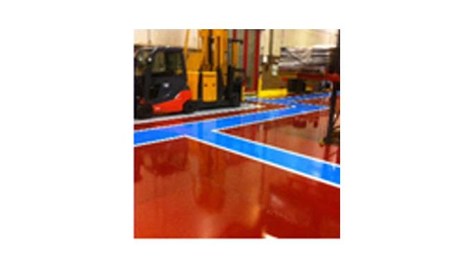 Industrial Flooring Installation