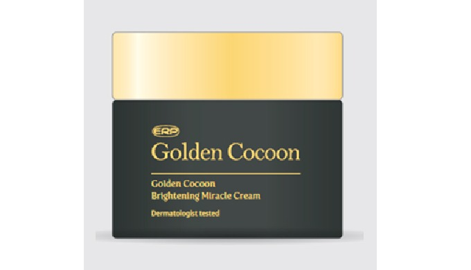 Golden Cocoon Brightening Miracle Cream | Brightening Cream