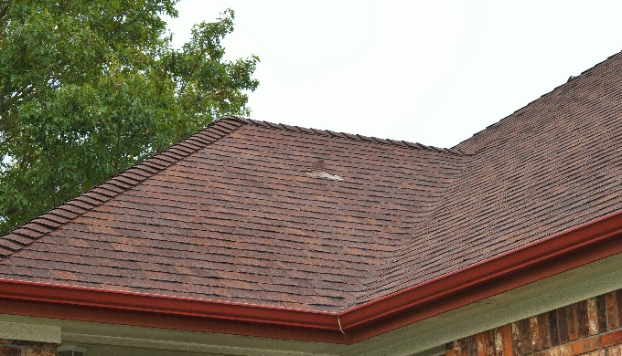 Top Notch Roofing specializes in replacing roofs that have been damaged by hail or wind. We work wit...