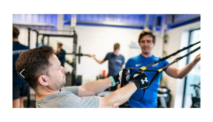 Personal Training, Online Training, Nutrition Support