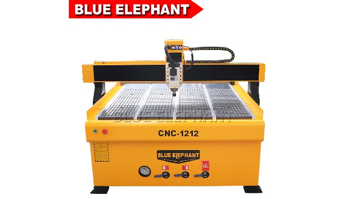 CNC-1212 advertising cnc router manufacturer with air cooling spindle
