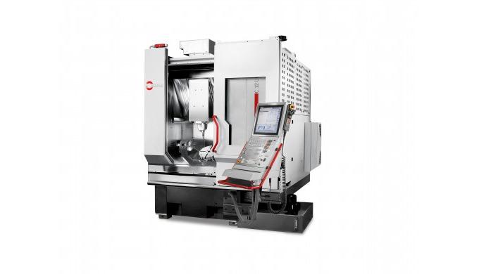 Центр C 12, предназначенный для обработки узлов кубической формы массой до 100 кг, отличается компак...