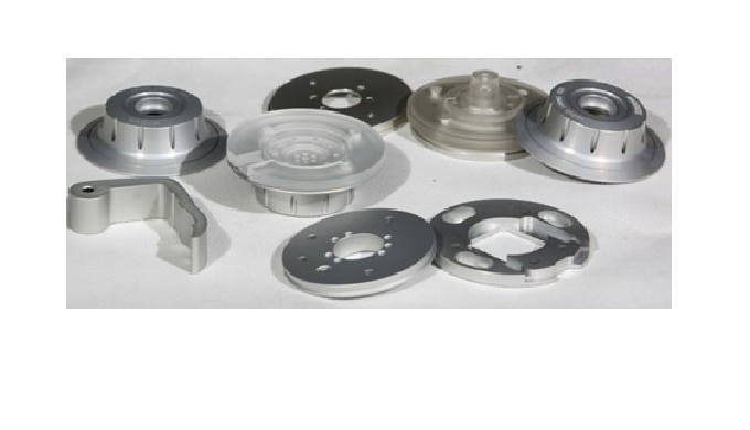 Turning/CNC machining, Aluminum/Plastic, anodizing finish