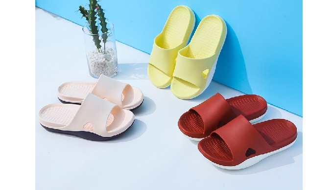 Adult slippers are super light,beautiful and good quality. Materials:EVA Colors can be customized. I...