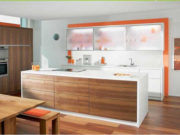 Moderní, rustikální kuchyně a jídelny