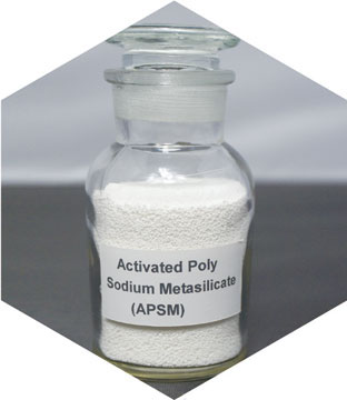 Product Features: 1) APSM is equal to STPP in terms of calcium and magnesium complexing performance....