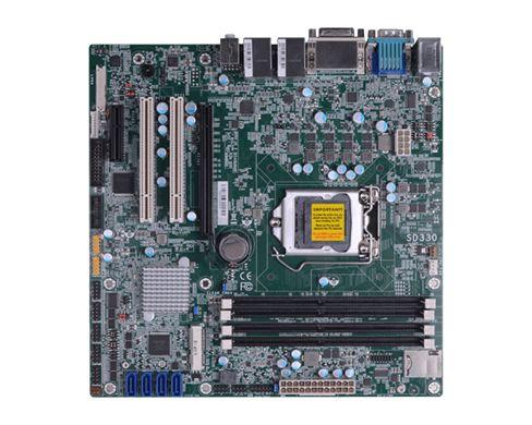 SD330-Q170 | 6th/7th Gen Intel Core | micro-ATX | DFI