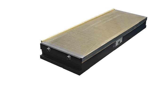 Elektromagnetické upínače pro frézování kovů