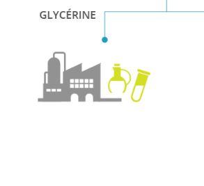 GREENEA vous présente les Glycérines brutes : Co-produit avec une teneur en glycérol entre 60 à 82%....