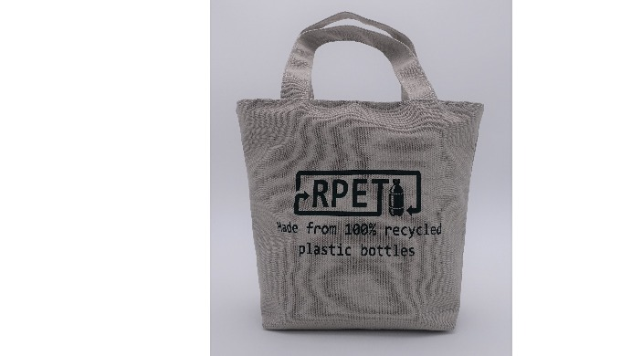 RPET reusable carrier bags