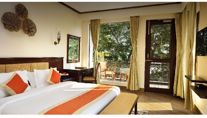True to its name, 'Shaantam' is a perfectly quiet getaway from a stressful life. The ambience guides...