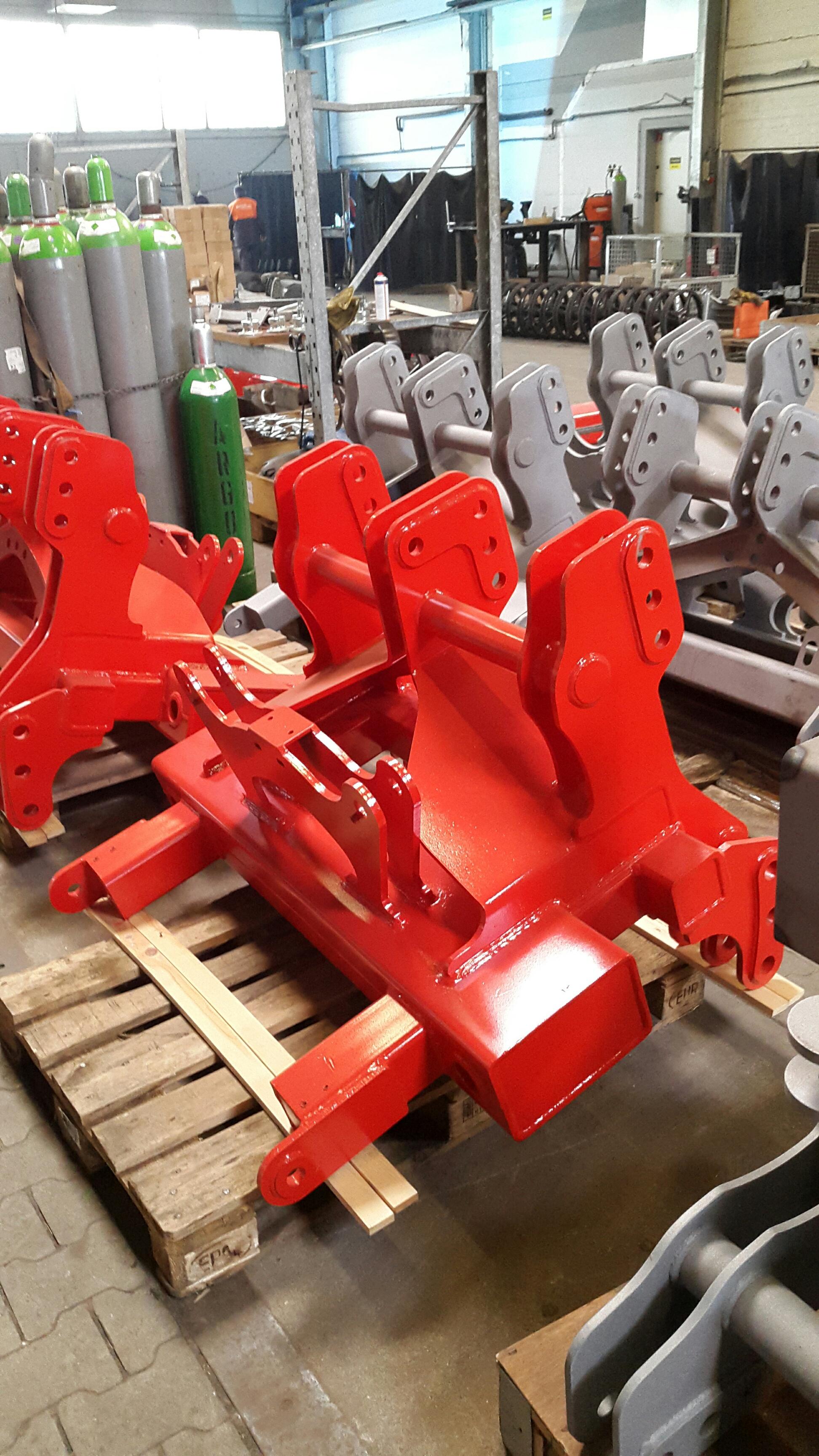Společnost Barkmet vyrábí a dodává ocelové díly pro zemědělské a stavební stroje. Disponujeme zkušen...