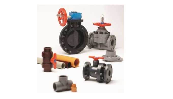 ROCKSOLID-PLASTIC VALVES, PIPES & FITTINGS ㅣ Industrial pvc pipe