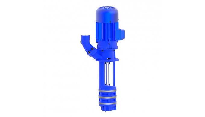 Pompes plongeantes autoamorçantes de la série SAL avec système BRINKMANN d'autoamorçage breveté sont...