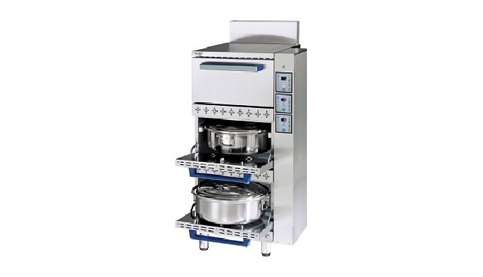 COMMERCIAL GAS RICE COOKER | AUTO TEMPERATURE CONTROLLER of Rinas Daesung Co., Ltd.