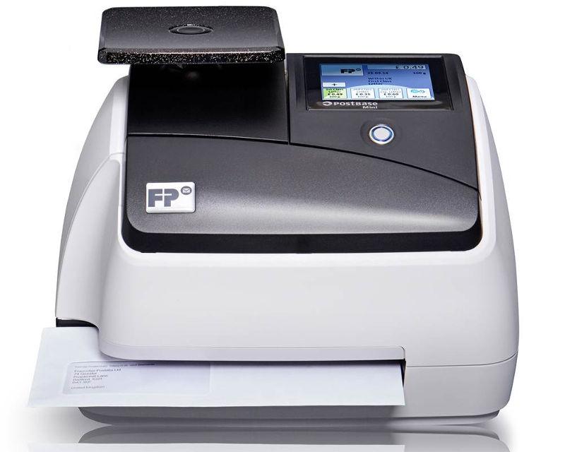 De PostBase Mini frankeermachine zorgt voor een besparing van wel 12% op elke poststuk, verbetert de...
