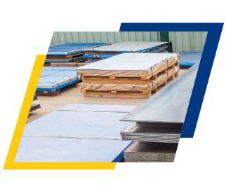 Les tôles aciers pour découpe laser de CLISSON METAL sont conçues pour répondre aux exigences rigour...