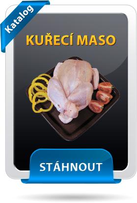Kuře – chlazené, čerstvé, zmrazené – zpracovatel