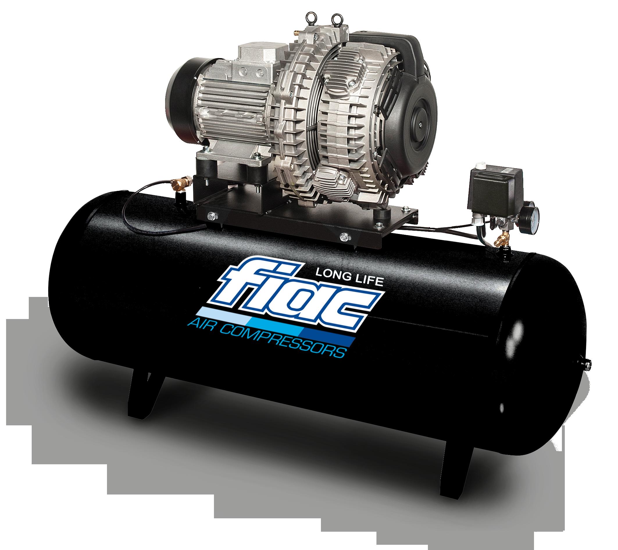 Bezolejové kompresory LONG LIFE jsou určeny pro dílenské provozy, kde je potřeba větší výkon při výr...