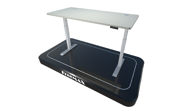 Our Standing Desk/ height adjustable desk/ sit stand desk is an ergonomic office desk solution to he...