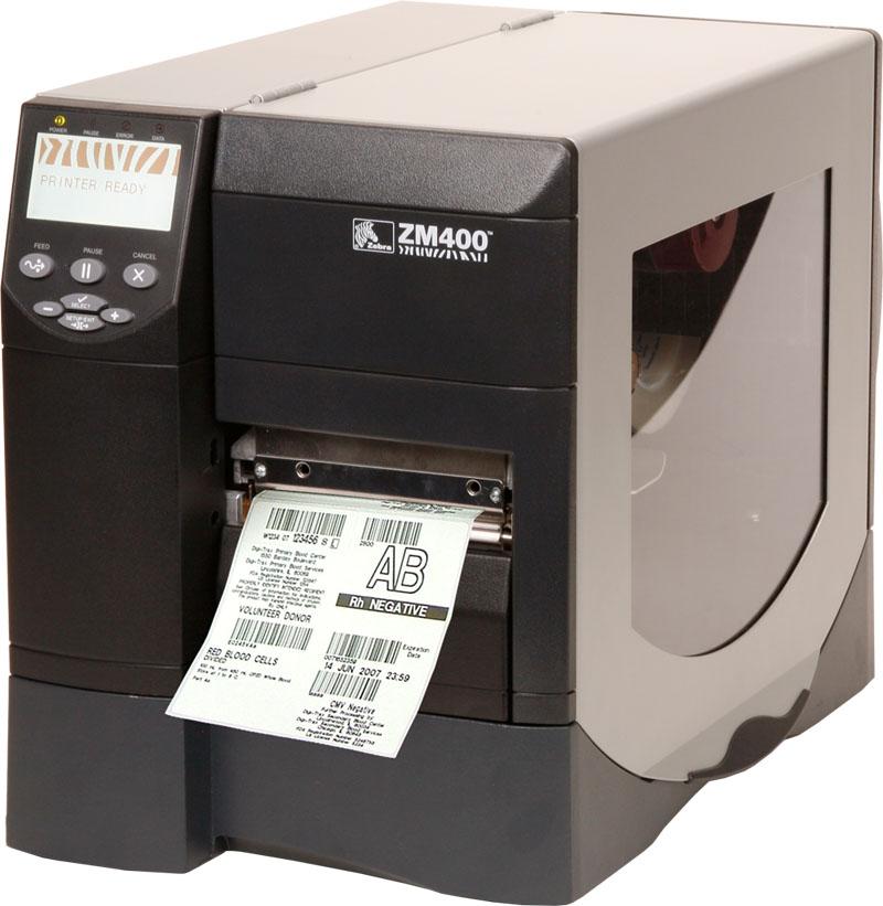 Imprimantes codes à barres - ZEBRA