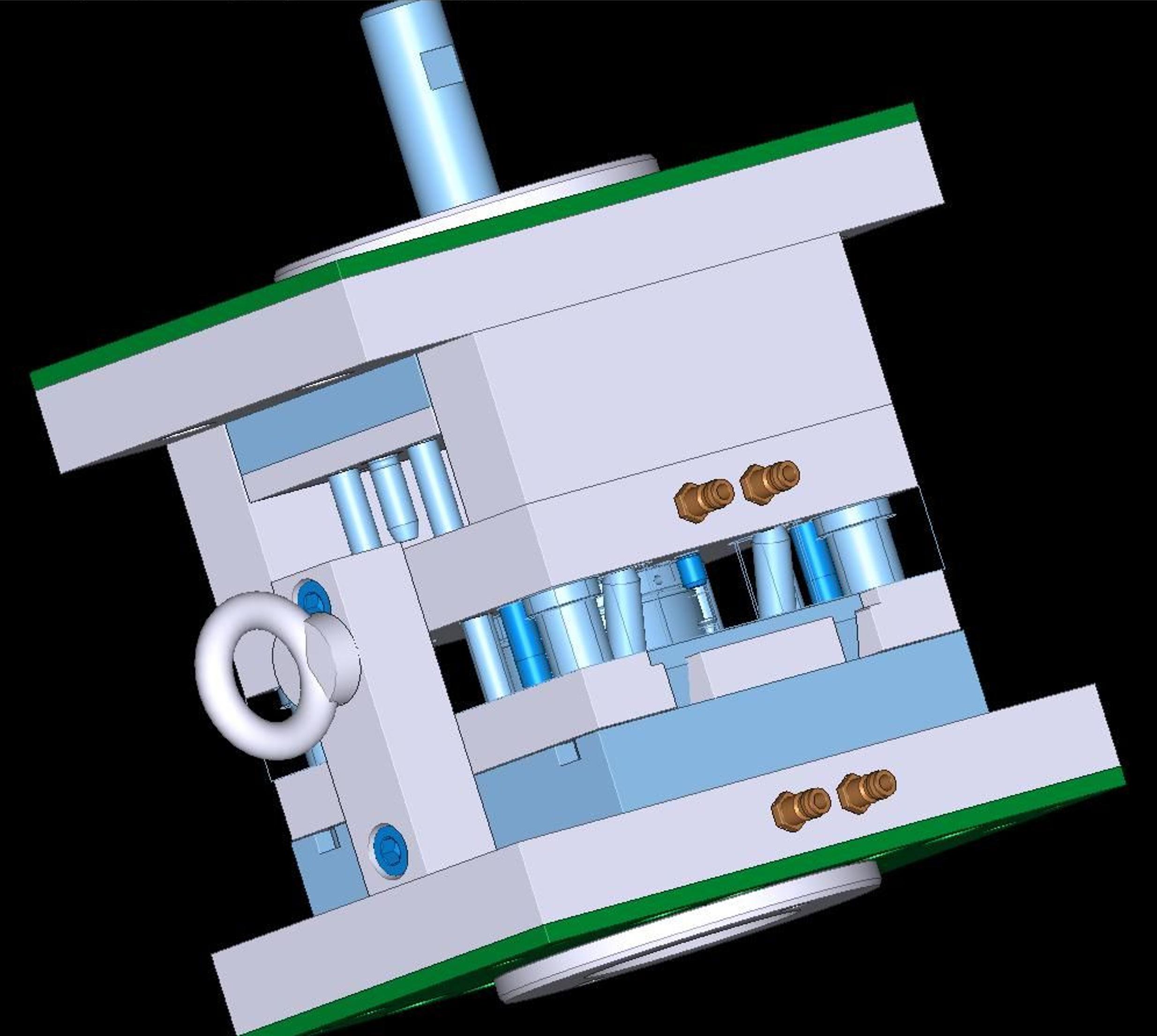 Konstrukce a výroba lisovacích nástrojů a forem