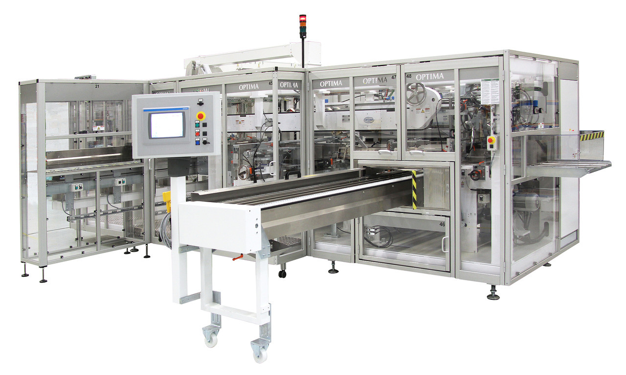 Verpackungsmaschine OPTIMA LS/OS3