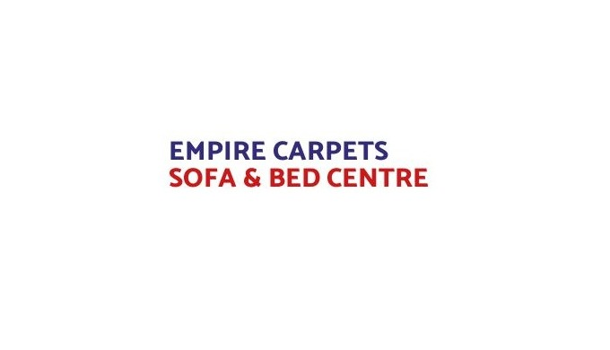 EMPIRE CARPETS, SOFA & BED CENTRE MAYBE THE BIGGEST CARPET, SOFA AND BED CENTRE IN ENGLAND Empire Ca...