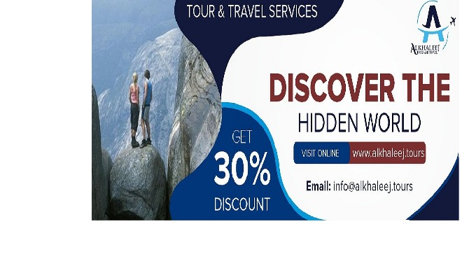 Alkhaleej is an all-in-one travel booking specialist for destinations across the globe. We are commi...