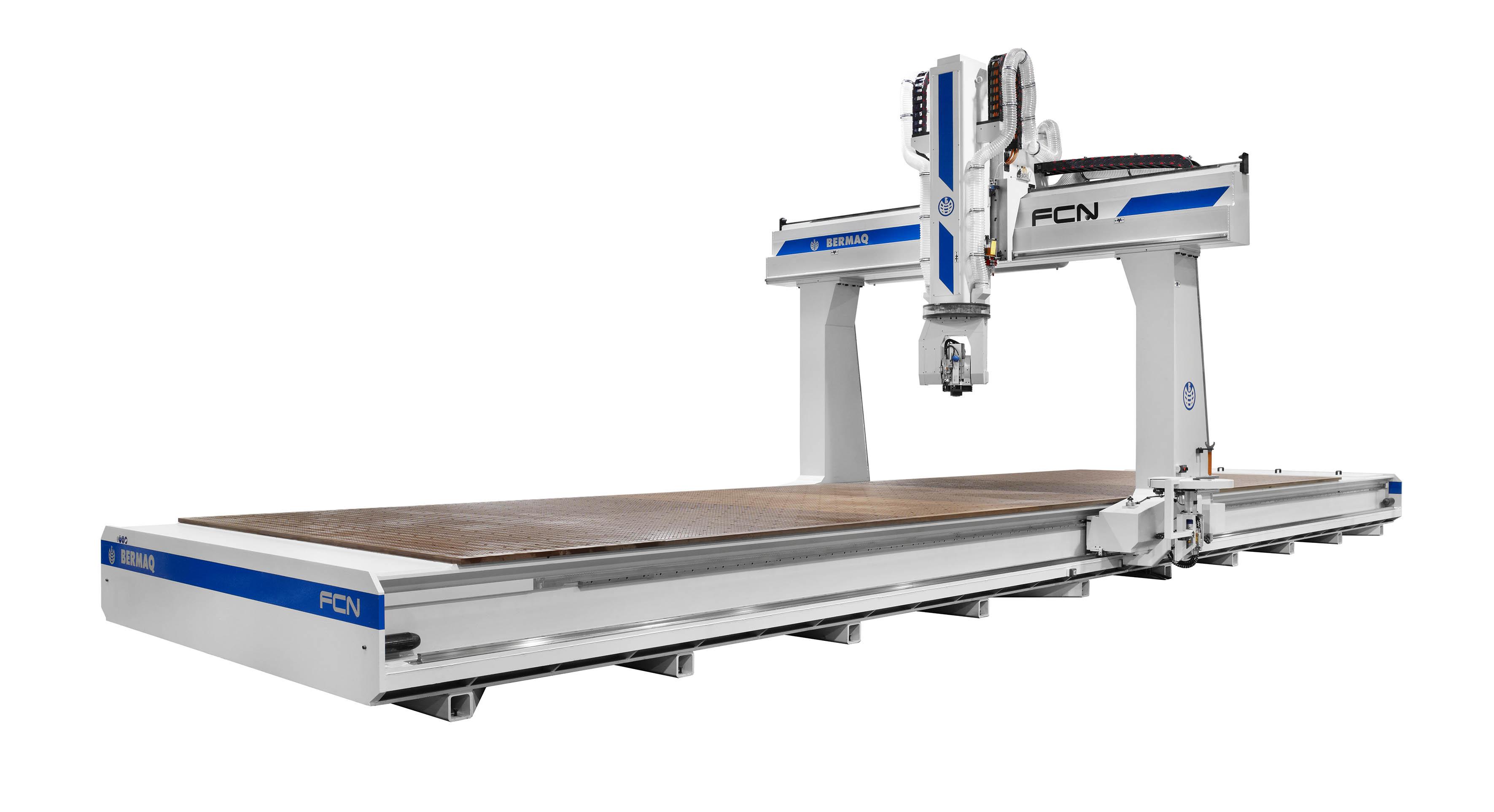 Centro de mecanizado CNC, desarrollado para satisfacer las demandas de los clientes más exigentes. E...