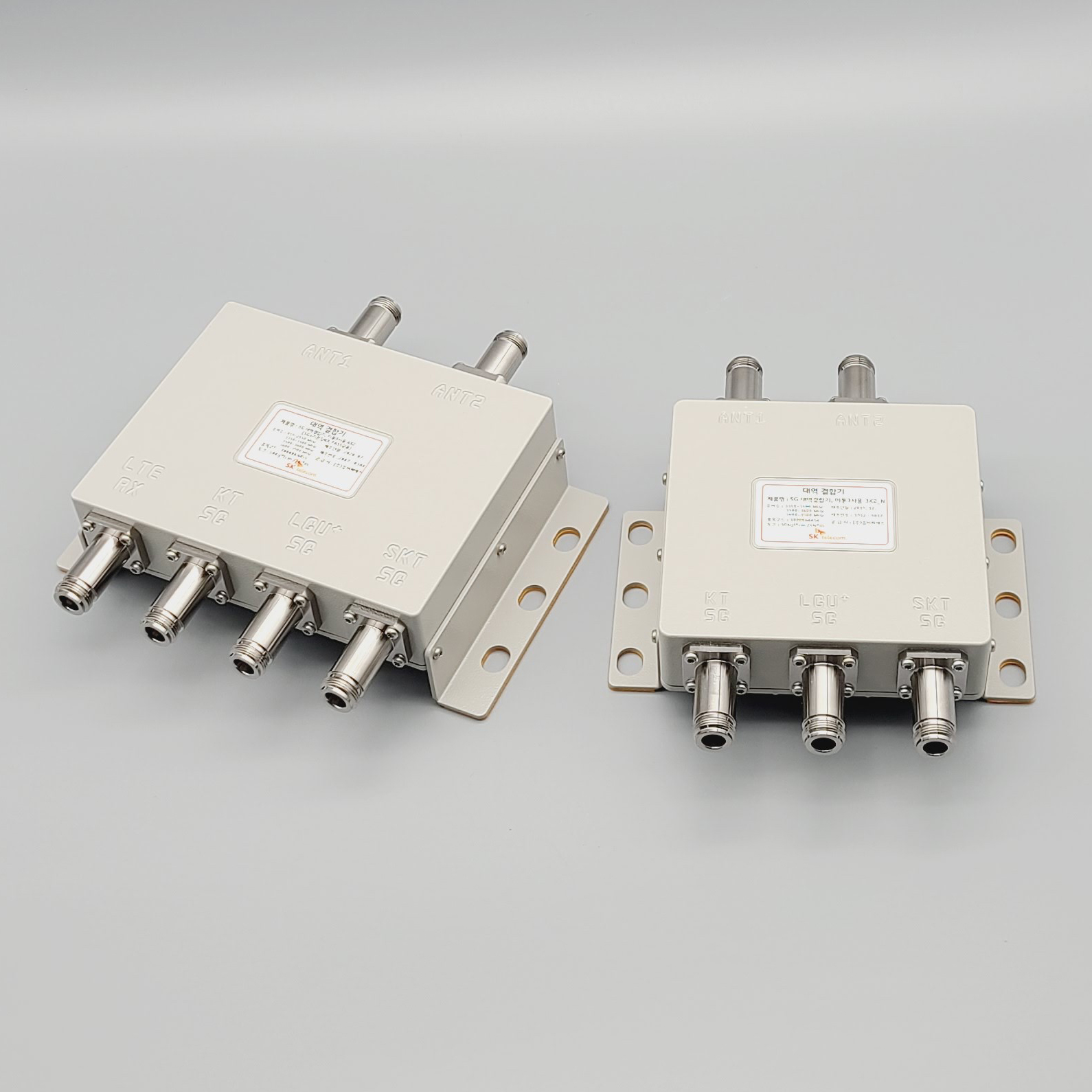 Combiners of UBCS Co., Ltd. are generally used to combine RF power in an environment where character...
