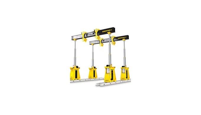 Capacité maximale 4 pieds (tonnes impériales) : 110