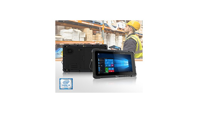 "M900P 8"" Rugged Tablet- A True Transportation"