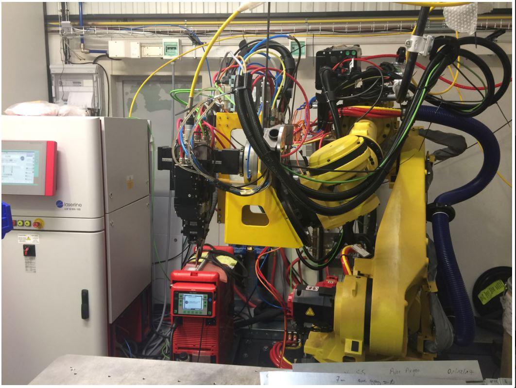 Industrial Laser Systems, fabricant de solutions laser, vous propose la machine soudobrasage laser a...