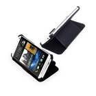 Cases, leather, for mobile telephones