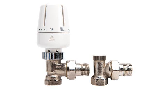 25-1 Thermostatic radiator valves