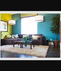 Cromology, spécialiste de la peinture décorative, vous propose des peintures intérieures décoratives...