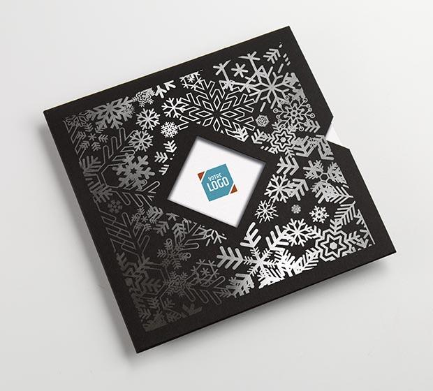 Carte de vœux ZAMAC de CREIDEO