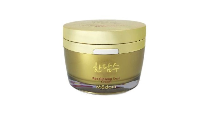 Red Ginseng Snail Gold Serum & Cream