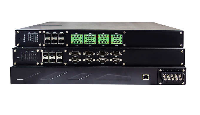 SE5908A Series / Serial Device Server / Industry-Specific