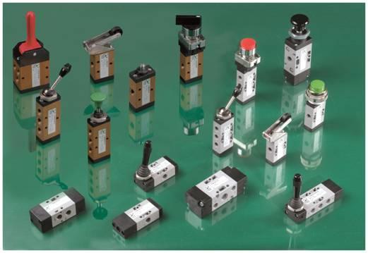CONCEPTOS BÁSICOS En neumática la válvula es el dispositivo que intercepta y distribuye el aire comp...