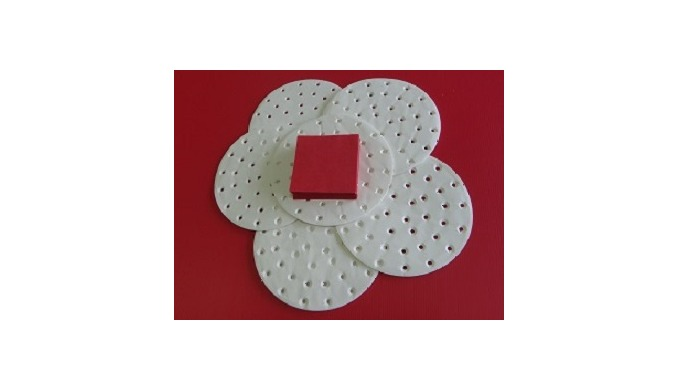 Features of the products Papers suitable for use under high temperature and high steam flux. Non-sti...
