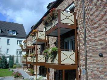 konstrukcje balkonów