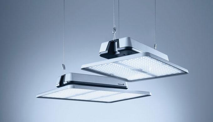 ACANEO è la soluzione ideale per l'illuminazione generale diffusa per edifici con un'altezza degli a...