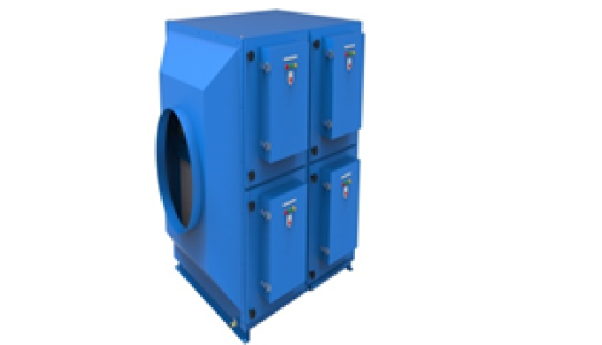 Electrostatic Precipitator(SA-120D)