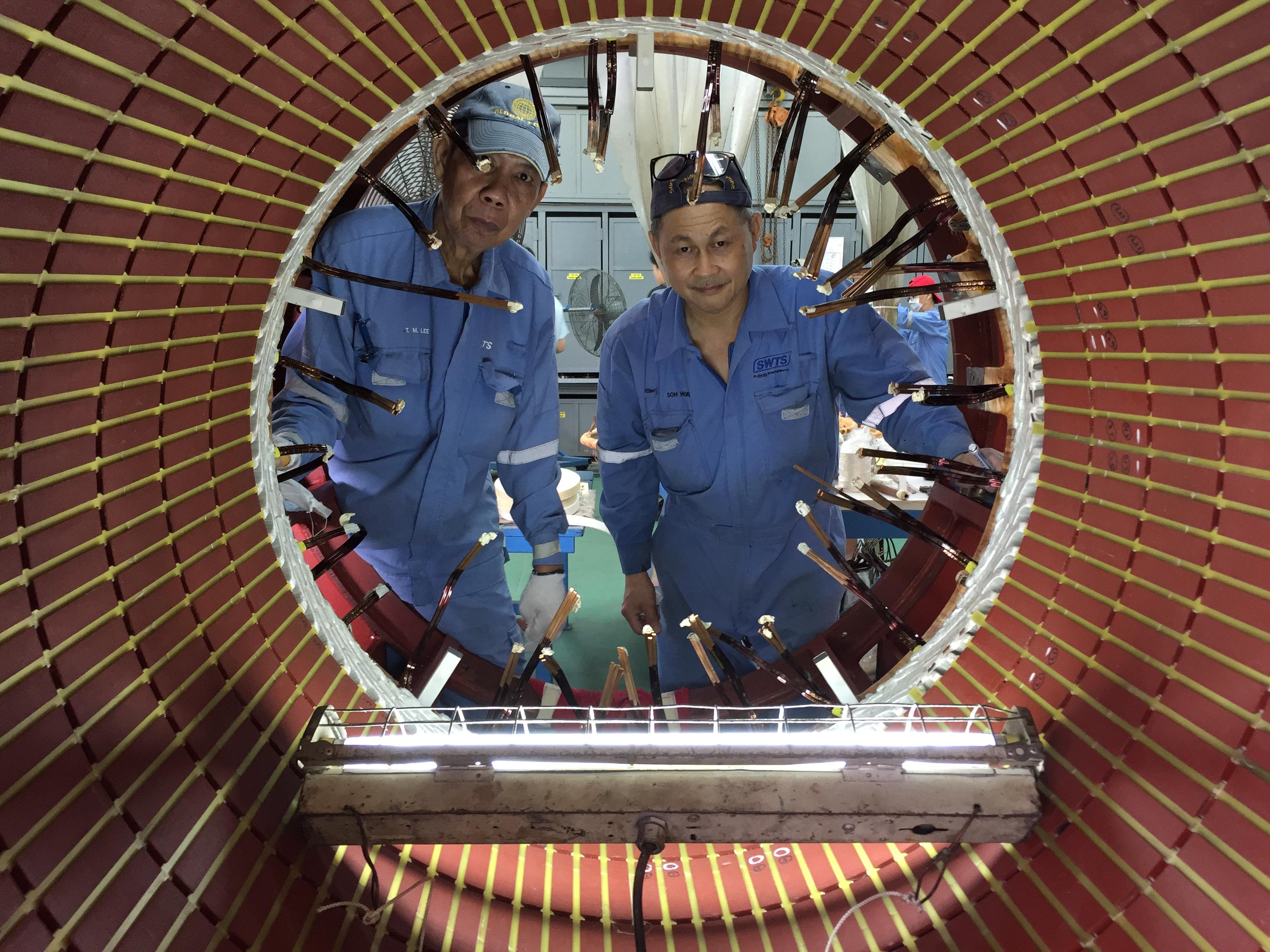 Electrical Motors and Generators MRO Specialists