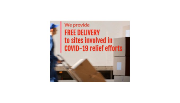 Free Shipping for COVID-19 Related Orders